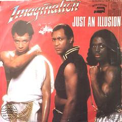 IMAGINATION:JUST AN ILLUSION(JACKET B)