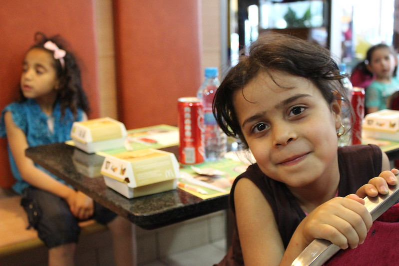Food & Fun for Syrian Orphans