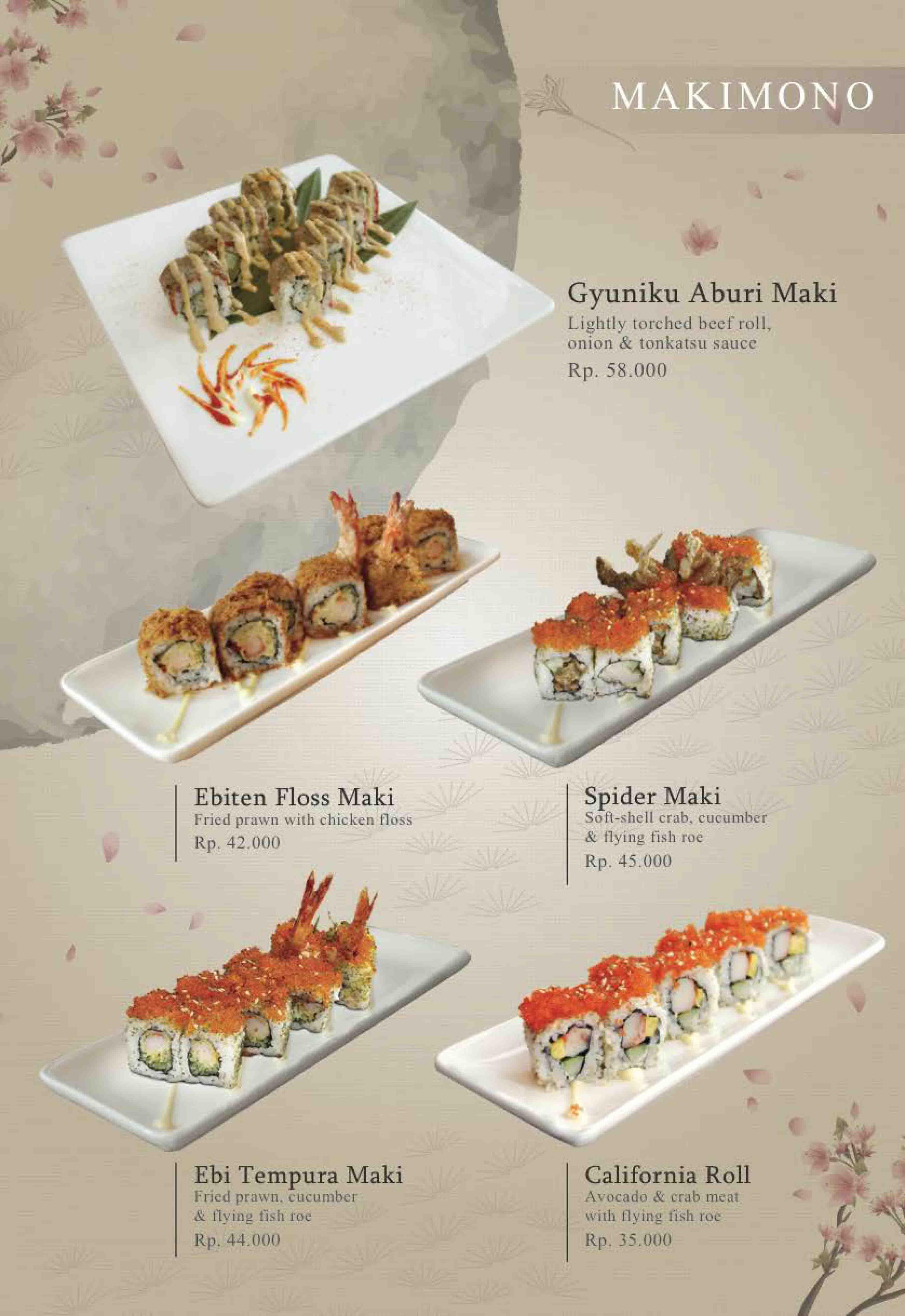 Miyagi - Gandaria City | Dining - RegistryE com