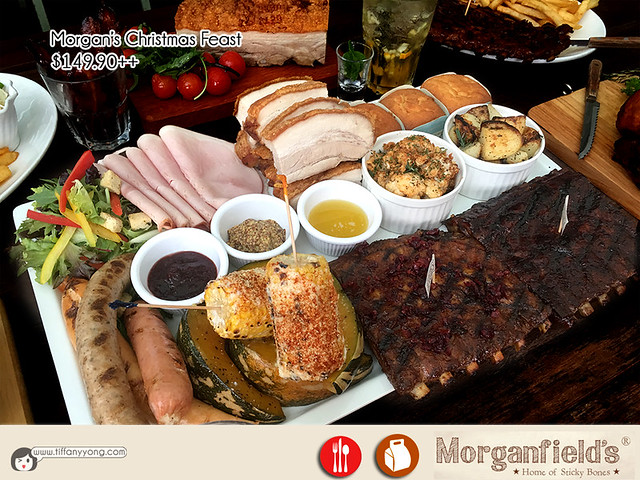 2016 Christmas Dining Morganfields Christmas Feast 2016