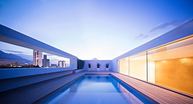 A modern Mexican residence Domus Aurea 15.1