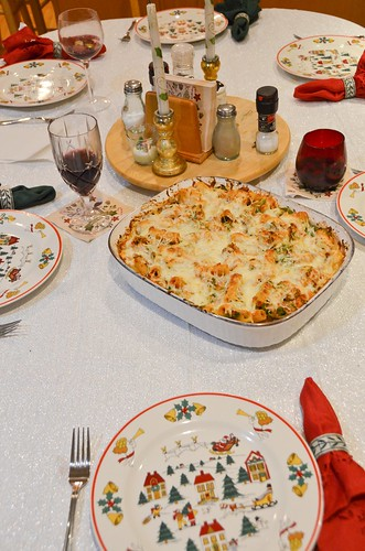 Holiday foods! More lasagna-style baked ziti , DIY Veggie Quiche , and ...