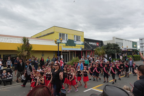 New Brighton Santa Parade