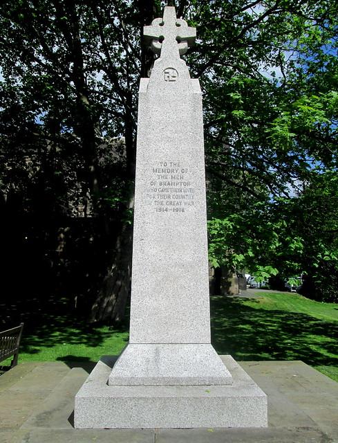 Brampton War Memorial