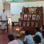 Gita Jayanti in VK Thiruvananthapuram