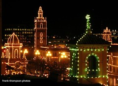 Country Club Plaza Christmas Lights | by frank thompson photos