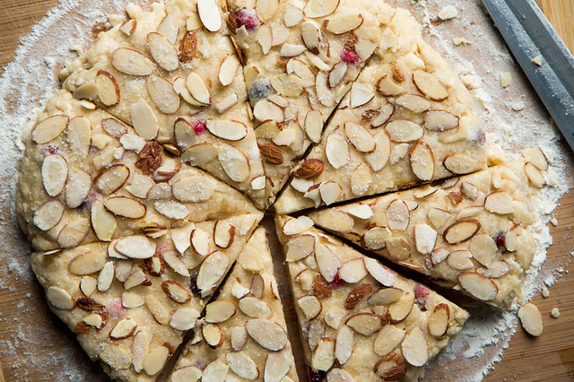 Cranberry Almond Scones   Will Cook For Friends