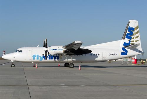 Beszüntette működését a belga VLM Airlines