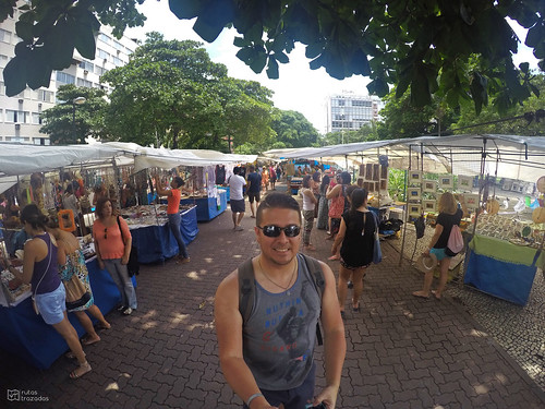 Feria Hippie de Ipanema