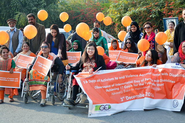 A Call for Action to Leave No-One Behind, Including People with Disabilities