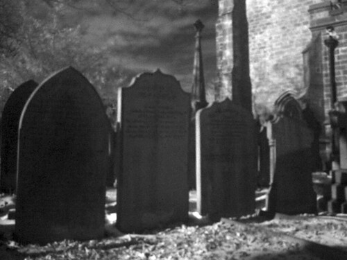 Gravestones, Heptonstall churchyard | by pluralzed