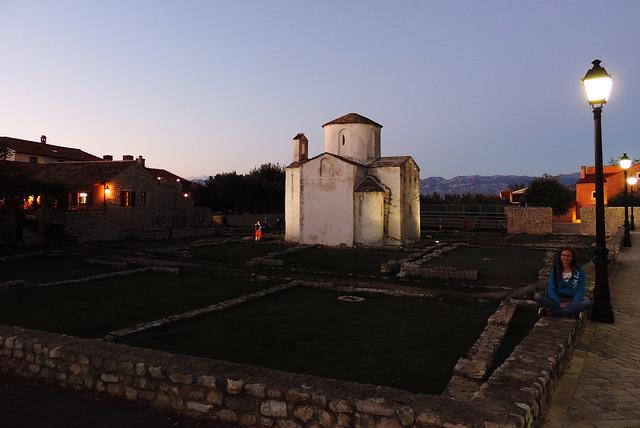 Lamps: Nin, Croatia