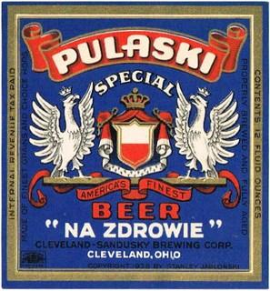 Pulaski-Special-Beer-Labels-Cleveland-Sandusky-Brewing