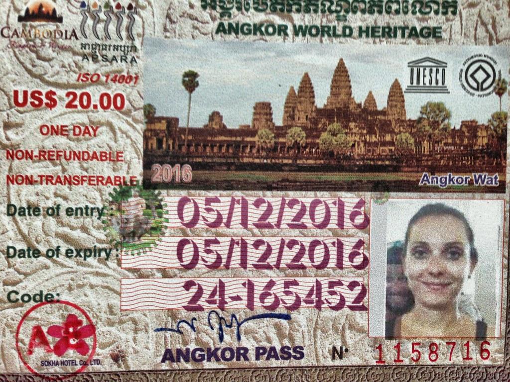 Angkor Passe