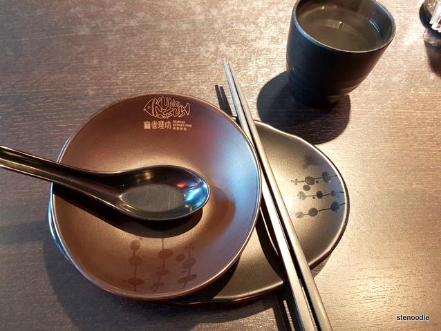 Sichuan Kungfu Fish bowls