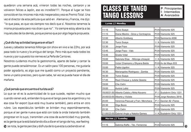 Revista Punto Tango 122 Diciembre 2016 - 10