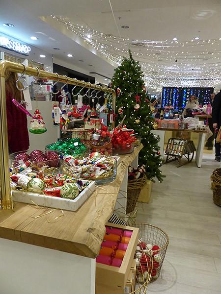 Noël chez Selfridges