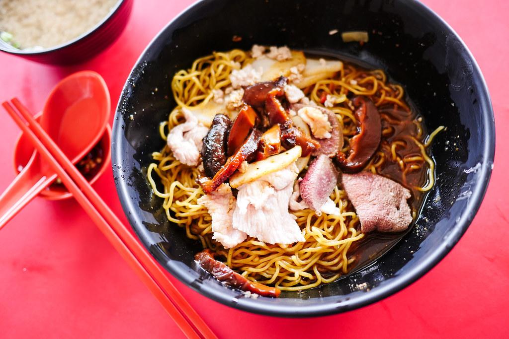 macpherson minced meat noodles P1000028