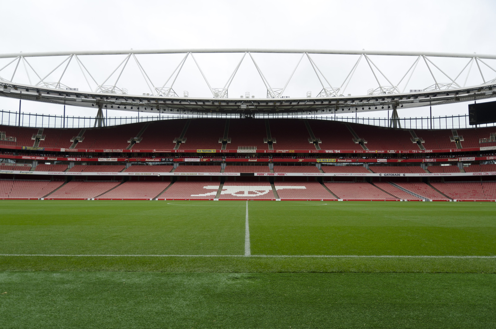 Emirates Stadium - London