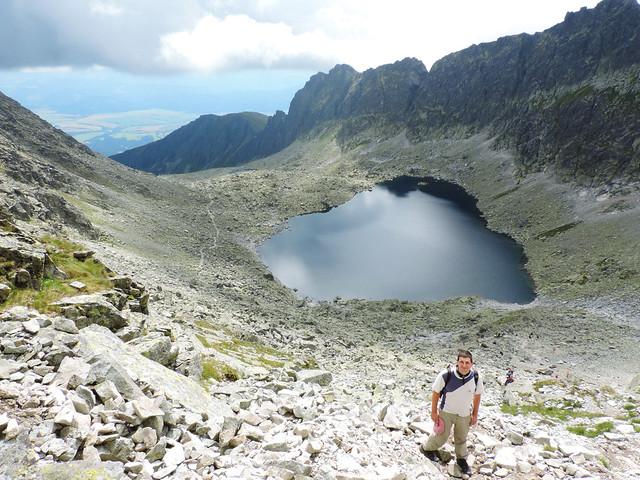 Upper Wahlenberg Lake, High Tatras, Slovakia