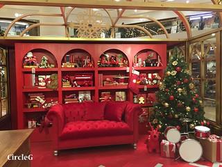 CIRCLEG 香港 金鐘 太古廣場 2016聖誕PACIFIC PLACE 遊記 聖誕 2016  (7)