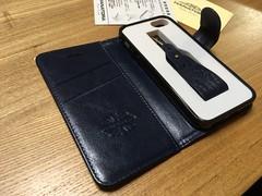 手帳型iPhone SEケース