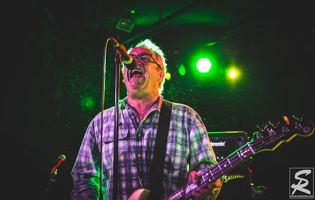 Mike Watt & The Secondmen @ The Roxy