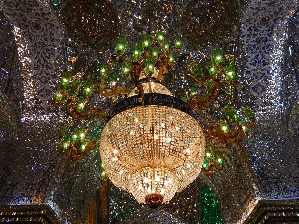 Iran - Shiraz Aramgah-e Shah-e Cheragh 051