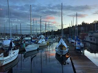 20161128 - Sky & Boats