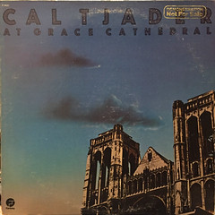 CAL TJADER:AT GRACE CATHEDRAL(JACKET A)