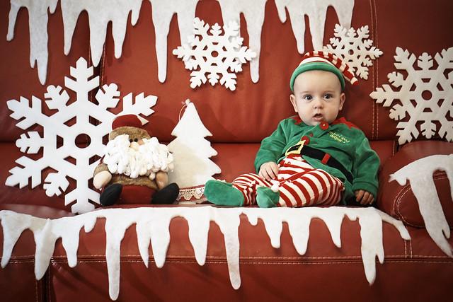 Ale, l'elfo di Babbo Natale