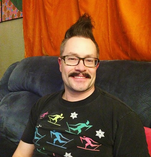 Adventures in pervy mustaches: day 3.