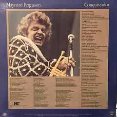 MAYNERD FERGUSON:CONQUISTADOR(JACKET B)