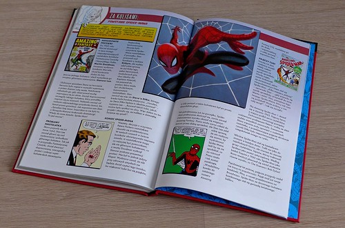 Superbohaterowie Marvela 01 Spider-man 11