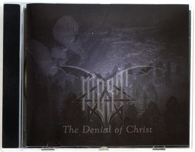 MORT THE DENIAL OF CHRIST CD