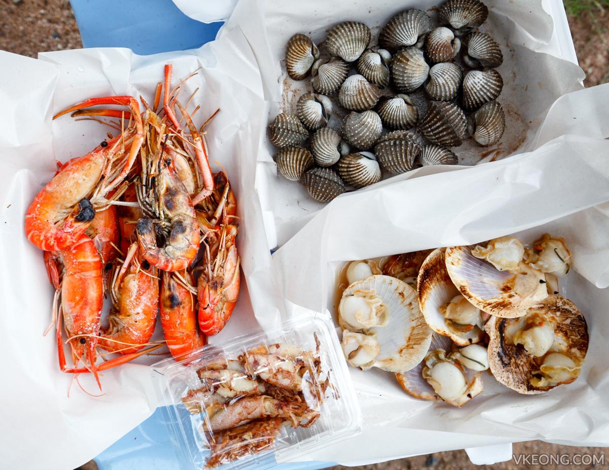 Lan Pho Fish Market Grilled Seafood