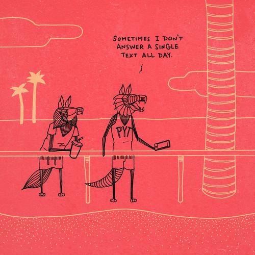 Lobos de Verano // Vol.002