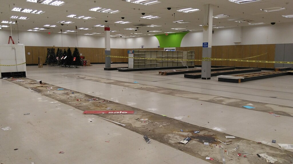 Kmart -- Mount Airy, North Carolina