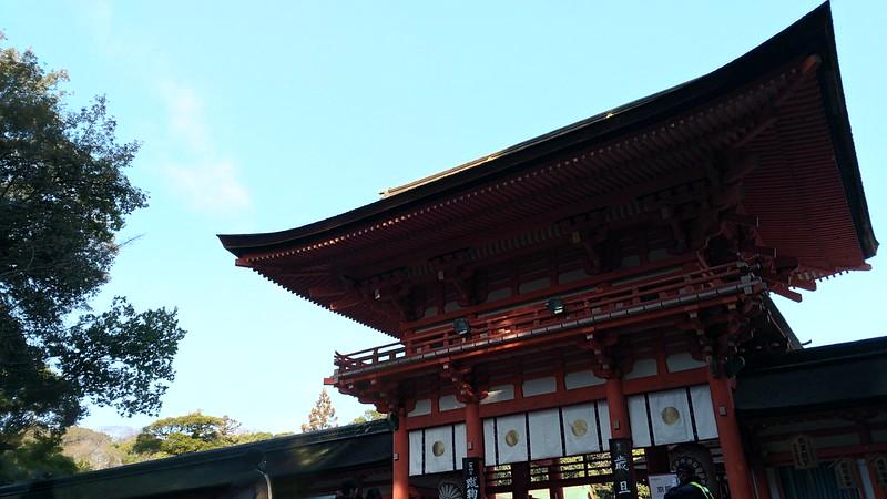 下鴨神社 桜門