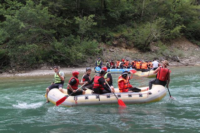 Rafting na Neretvi posebna avantura