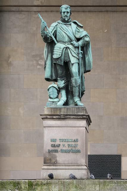 General Graf von Tilly
