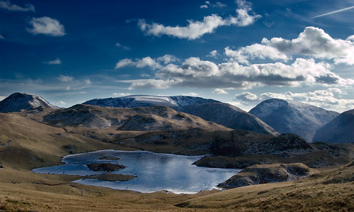 Angle Tarn | by tommy martin