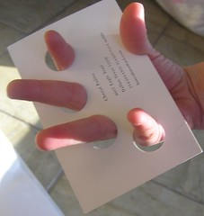 Manicurist Card | by dailypoetics