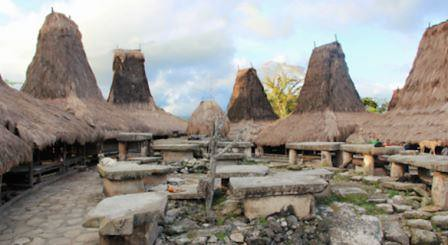 kampung tarung
