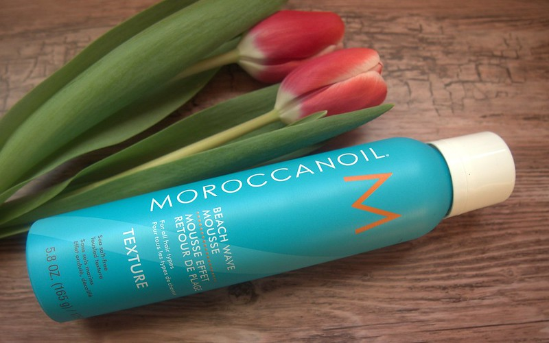 Moroccanoil Beach Wave Texture Mousse
