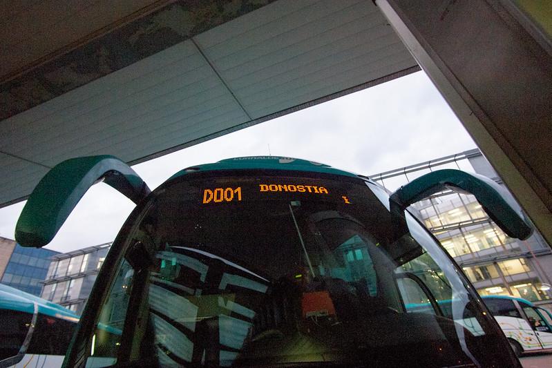 Donostia Bus Terminal
