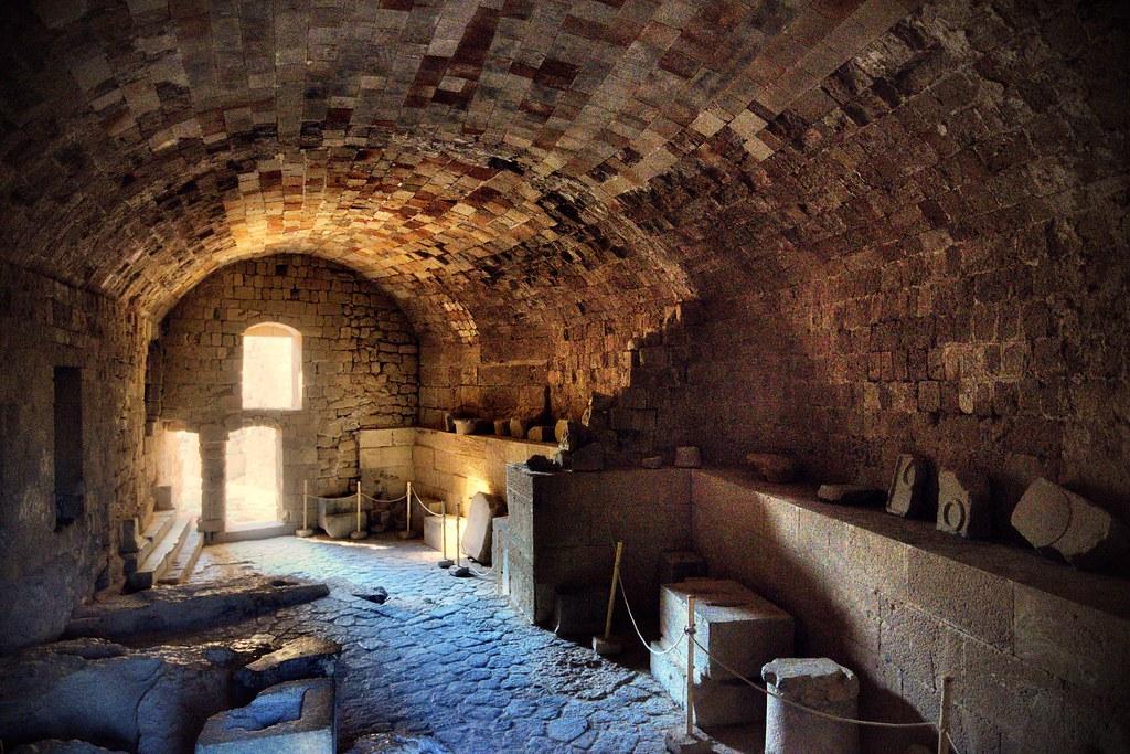 Hellenistic Vaults