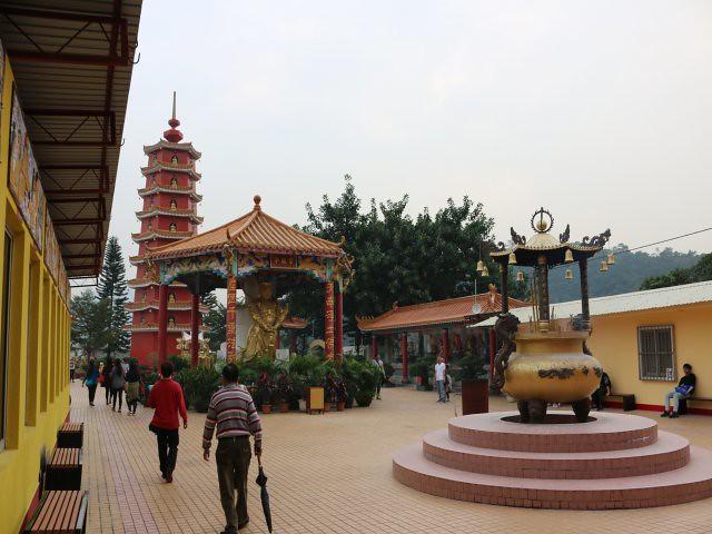 manastirea celor 10000 de budda obiective turistice gratuite hong kong 4
