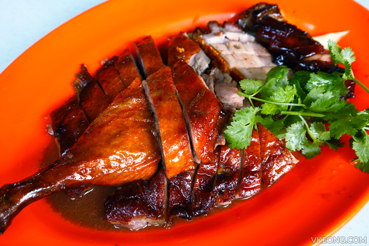 Soon Fatt Beijing Roast Duck Pudu