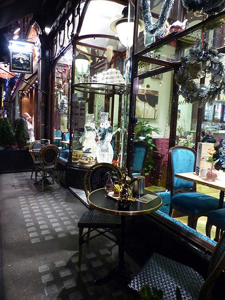 café sur Brompton road